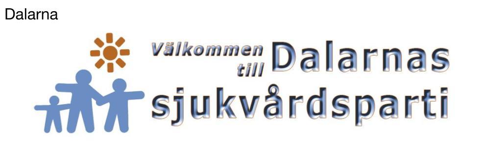 Dalarnas sjukvårdsparti