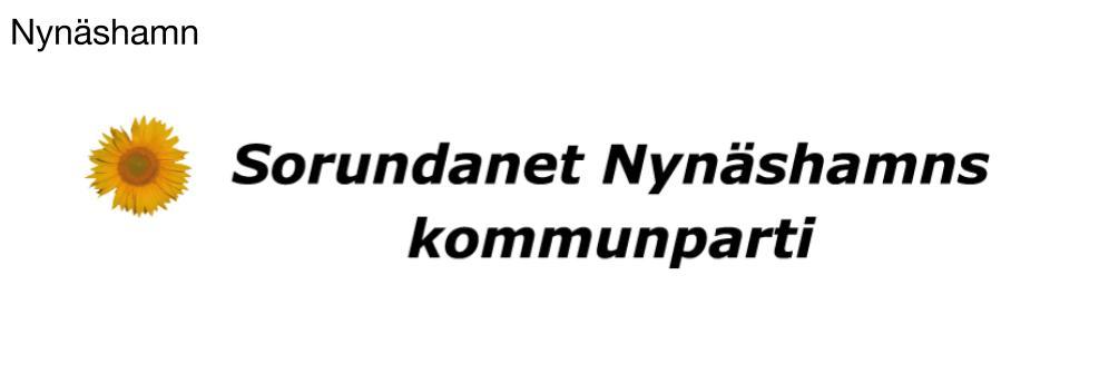 Sorundanet Nynäshamns kommunparti