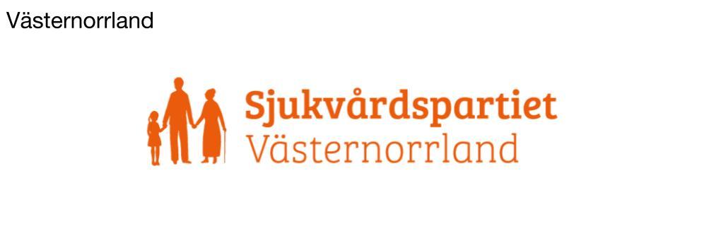 Västernorrlands sjukvårdsparti